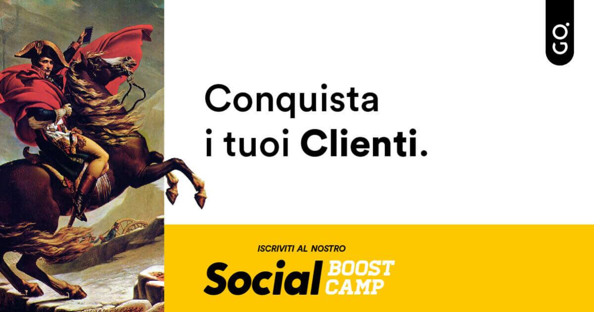 Social Boost Camp